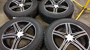 "MAGS 18"" pour Ford Flex + pneus hiver Toyo"