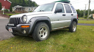 2003 Jeep Liberty Rocky Mountain VUS