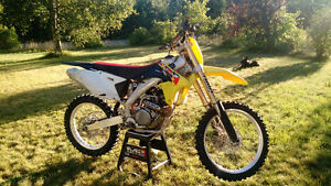 RMZ 450, excellent used condition