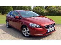 2017 Volvo V40 D3 SE Nav W. Front and Rear Pa Manual Diesel Hatchback