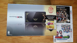 25th anniversary ocarina of time 3ds