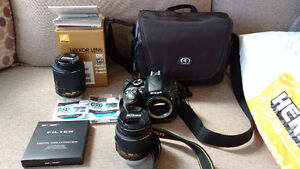Nikon D3300 - The amazing Nikon D3300 in extremely cheep bundle
