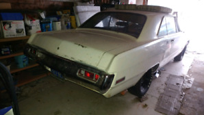 (Sold car still  have the 6 cylinder 4-sale) 1970 Dodge Dart