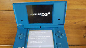 DSi Console and multiple games