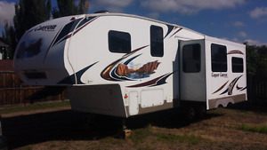 Package deal 2011 Copper Canyon 262 FWRET and 2007 GMC Sierra