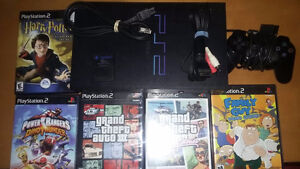 selling a ps2 with all hook ups 1 controller and 1 memory card