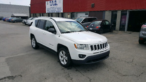 2011 JEEP COMPASS 4X4 NORTH EDITION *LE MOINS CHER!!!*