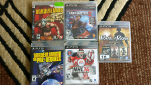 Ps3 games. PlayStation 3
