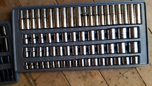 145 piece socket set
