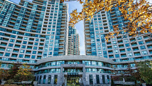 Yonge/Finch 509 Beecroft 1 Bed Condo for Rent