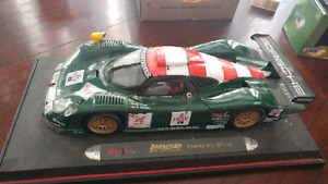 Diecast cars and tanks