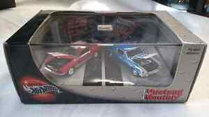 HOT WHEELS DIE CAST MUSTANG MONTHLY MAGAZINE EDITION