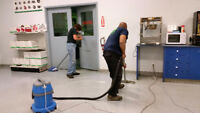 Commercial and Post Construction Cleaners