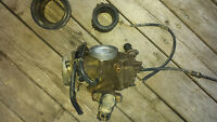 Honda 2001-2004 HONDA RUBICON 500 THROTTLE WITH CABLE X3493 2001