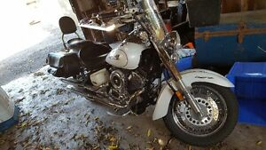 Low milleage Yamaha V Star Classic 2005