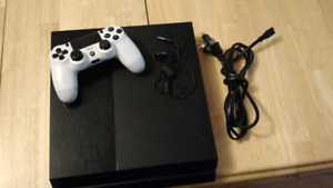 PS4 500gb. Refurbished. Firm Price.