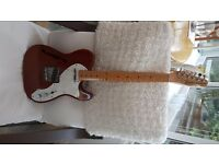 1985 Fender Thinline Telecaster made in Japan