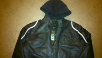 brand new g21 leather jacket