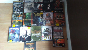 Classic PC games. 23 games. Buy all or some. 3 games added!!!
