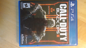 Call of Duty Black Ops 3 PS4 GAME