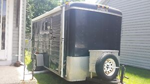 modified toy hauler for sale