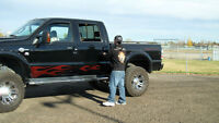 Driving 2 Regina Sk - will ship what can fit in my F-350