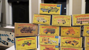 VINTAGE MATCHBOX LESNEY BOXED COLLECTION London Ontario image 7
