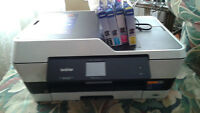 Brother printer model # MFCJ6520DW