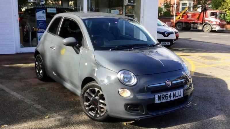 2014 Fiat 500 1.2 S 3dr Manual Petrol Hatchback
