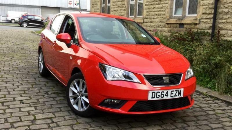 2014 SEAT Ibiza 1.4 Toca 5dr with Satellite Na Manual Petrol Hatchback