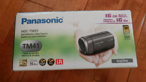Panasonic HD Camcorder with 16GB build-in (Brand new in box)