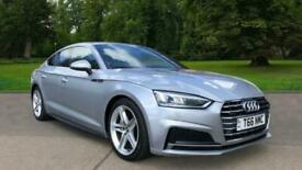image for Audi A5 2.0 TDI Quattro S Line Auto  N 4x4 Diesel Automatic