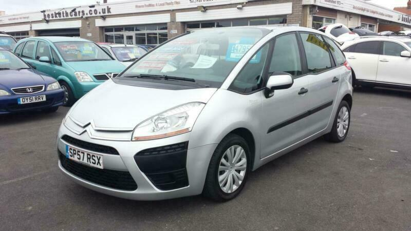 2007 Citroen C4 Picasso 1.6 HDi Diesel SX Automatic From £3,195 + Retail Package