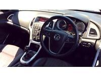 2012 Vauxhall Astra GTC 1.4T 16V 140 SRi 3dr Manual Petrol Coupe