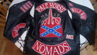 PALE HORSE MOTORCYCLE CLUB MEMBERSHIP  25055TWO5741 Montana call