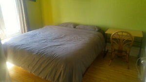Summer sublet JUN-AUG (male household) close to UWO and downtown