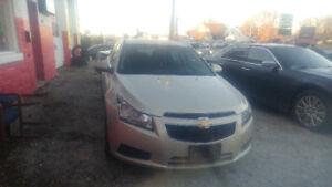 2011 Chevrolet Cruze LT Turbo - Especial Buy-
