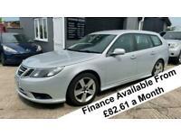 2010 Saab 9-3 Turbo Edition Tid 1.9 Auto Estate Diesel Automatic
