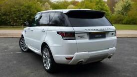 2014 Land Rover Range Rover Sport 3.0 SDV6 HSE Sport with Frt an Automatic Diese