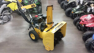 "SNOWBLOWER 22"" self propelled 5 forward speeds 399.00 (NEW)"
