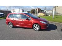 2005 55 plate Peugeot 307 SW 1.6HDi ( 110bhp ) SE