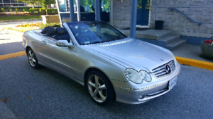 Mercedes Clk 320 Convertible NO ACCIDENT!