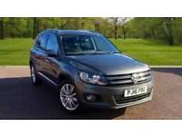 Volkswagen Tiguan 2.0TDI ( 150ps ) ( BMT ) ( s/s ) 2016MY Match Edition GREY