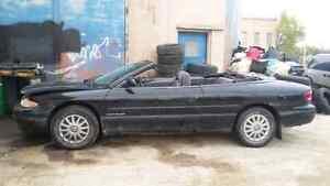 1996 Sebring convertible!!