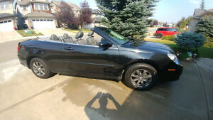 Chrysler Sebring(touring) hard top convertible in mint condition