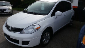 2012 Nissan Versa Wagon CERTIFIED AND ETESTED