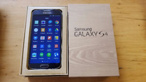 Samsung Galaxy S4 Cell Phone - Mint Condition