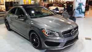 2014 Mercedes-Benz CLA250 Edition 1 only 50 in ALL of CANADA