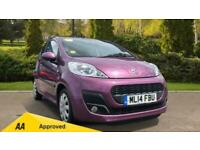 Peugeot 107 1.0 Active 3dr - Front Electric Windows and Air Co Hatchback Petrol