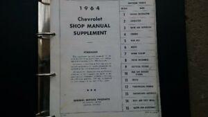 1964 impala shop service manual